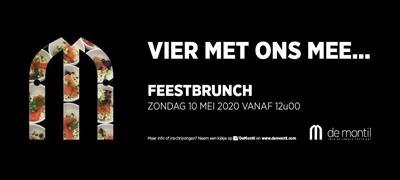 Feestbrunch – Zondag 10 mei 2020